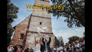 Nuremberg - Germany Wedding Day Jessy + Markus  Nurnberg Wedding Day Stories