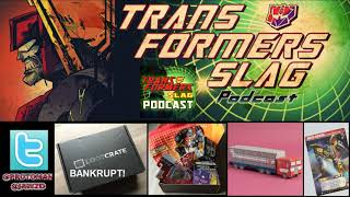 Loot Crate Files for Bankruptcy & history with Transformers!