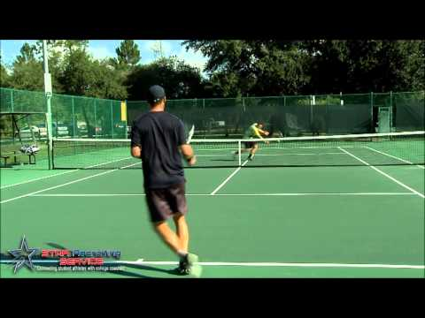 Gabriel Muniz tennis skill&39;s  from STAR Recruiting Service
