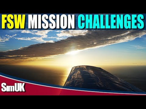 FSW Land at LUKLA Workshop Missions