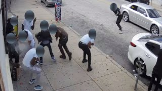 SHOCKING: Philadelphia police release video of deadly drive-by shooting; gunman still being sought