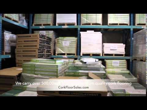 Cork Flooring Distributor Canada