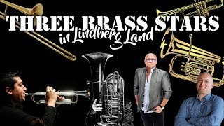 Christian Lindberg is being joined by his fellow brass virtuosos Pa...