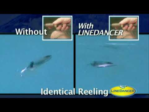 Fish Just Go Nuts With LineDancer®