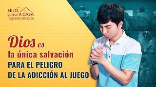 """Fragmento 3 de película evangélico """"Hijo, vuelve a casa"""": Dios es la única salvación para el peligro de la adicción al juego (Español Latino)"""