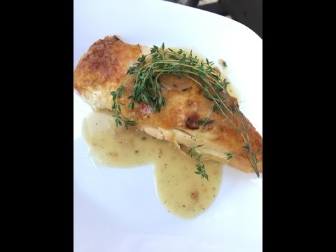 Lemon Garlic Roast Chicken, Recipe For Lemon Garlic Chicken