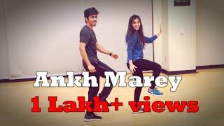 Aankh Mare | Simba | Omkar, Dhruvi | Dance Choreography