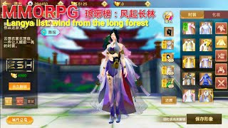 Langya list: wind from the long forest [Cn] 琅琊榜:风起长林, Android/Ios, Download 👇 Video