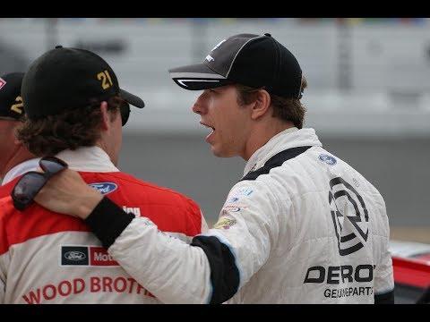 Blaney, Keselowski go head to head in NASCAR Heat 2