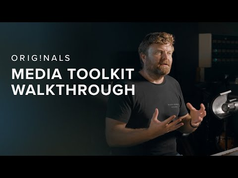 OUT NOW! - Originals Media Toolkit