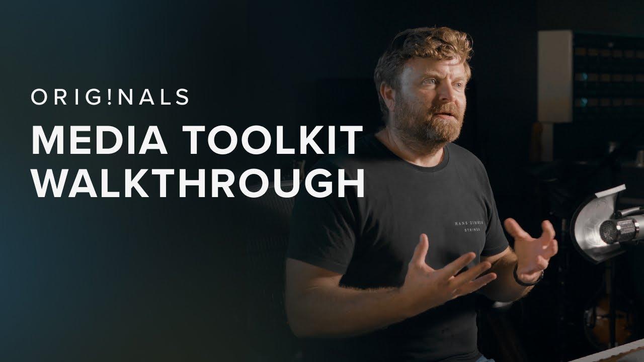 Download Walkthrough: Originals Media Toolkit