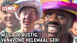 """""""Morgen gaan we GEK, vanavond gaan we GEK!"""" - KERMISKONING TA JOELA in Lutjebroek!"""