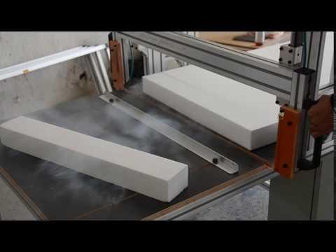 CNC Hot Wire Foam Cutting Machine-Suzhou Torch International Trade Co., Ltd.