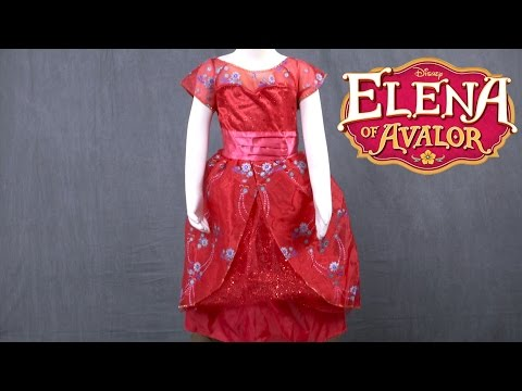 Disney Elena of Avalor Royal Ball Gown from Jakks Pacific