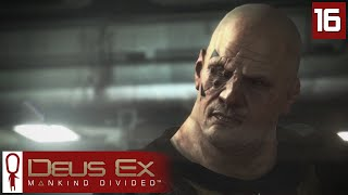 Deus Ex Mankind Divided Gameplay Part 16 - Marchenko - Lets Play [Stealth Pacifist PC]