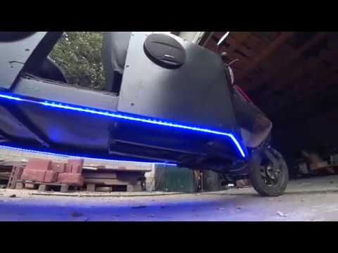 Moto Electro Bus, From Prof Pipes And Scooter. Do It Yourself