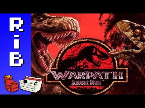 Warpath: Jurassic Park! Featuring Jesse Cox!! Run it Back!