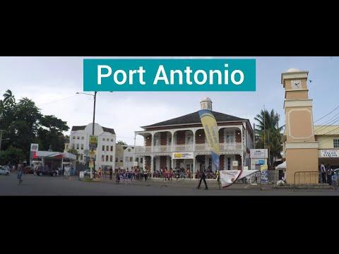 Port Antonio, Portland, Jamaica