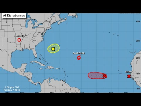 National Hurricane Center monitoring multiple waves, systems in the Atlantic