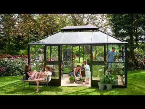 Sternstunden Im Garten Juliana Gewachshaus Centrum Youtube