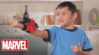 Marvel's Spider-Man Deutschland - 'Deluxe Web Blaster' Produktdemo-Video