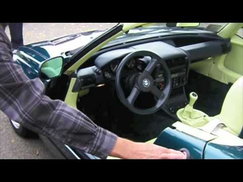 bmw z1 1989 including door demo youtube. Black Bedroom Furniture Sets. Home Design Ideas