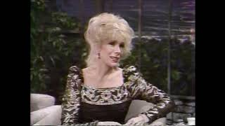 """Joan Rivers interview on Carson """"Birthday Girl"""""""