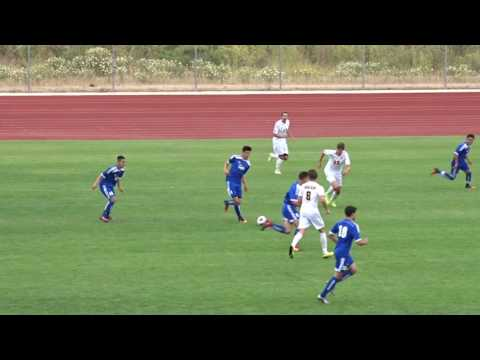 Oxnard College vs UCSD Mens Soccer 2017
