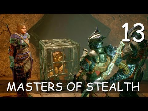 [13] Masters of Stealth (Let's Play Styx: Shards of Darkness w/ GaLm and FUBAR)