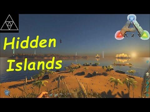 Hidden Islands Archipelago - Procedurally Generated ARK!