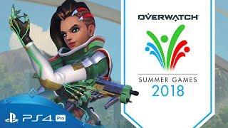Overwatch | Summer Games 2018 trailer | PS4
