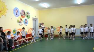 видео Спортивный праздник в детском саду