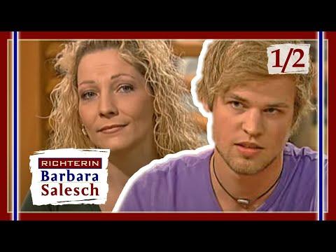 Lukas (19) Ist Mit Seiner Patentante (42) Zusammen!   Richterin Barbara Salesch   SAT.1