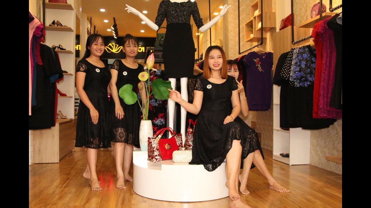 Quay video giới thiệu cửa hàng thời trang nử ở Gò Vấp