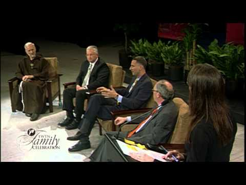 EWTN Family Celebration 2013 - Roundtable Discussion on Religious Liberty in the US