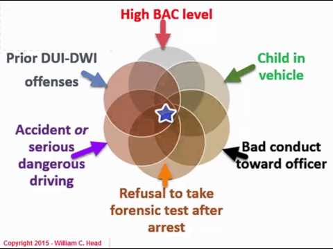 Penalties for DUI | DUI Penalties | Consequences of a DUI | DWI penalties  - Part 1