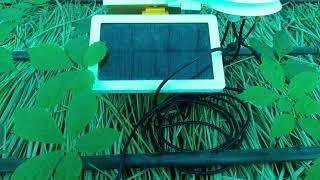스마트팜 인삼재배하우스 기계작동방법
