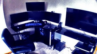My Crazy Set Up! (autumn 2012)
