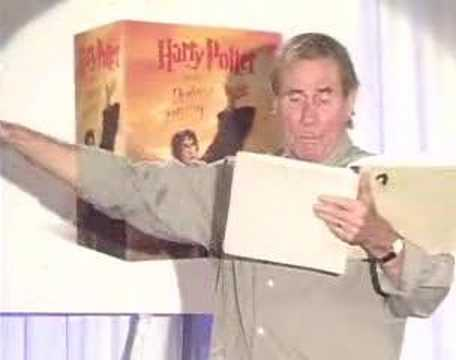 Deathly Hallows Audiobook Jim Dale