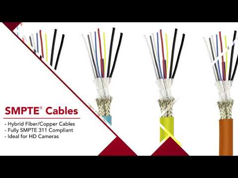 Optical Cable Corporation: Broadcast/AV Industry Solutions