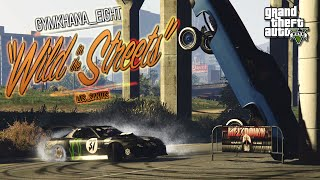 GTA 5: KEN BLOCK MEETS MAD MIKE; GYMKHANA EIGHT: WILD IN THE STREETS OF LOS SANTOS