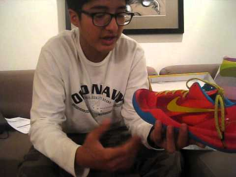 5071287e913 Kobe 8 System Year Of The Horse (YOTH) Nike Review - YouTube