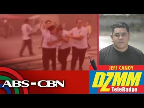 DZMM TeleRadyo: Bahagi ng Manila Pavilion Hotel, nasunog (part 2)