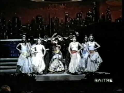 Natalia Estrada su coreografia di Mara Terzi