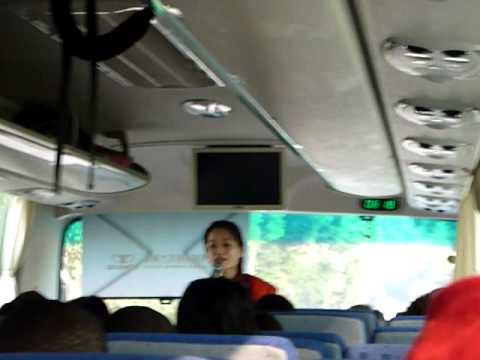 Our Hilarious tour Guide Wendy
