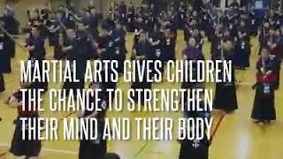 Benefits of martial arts..