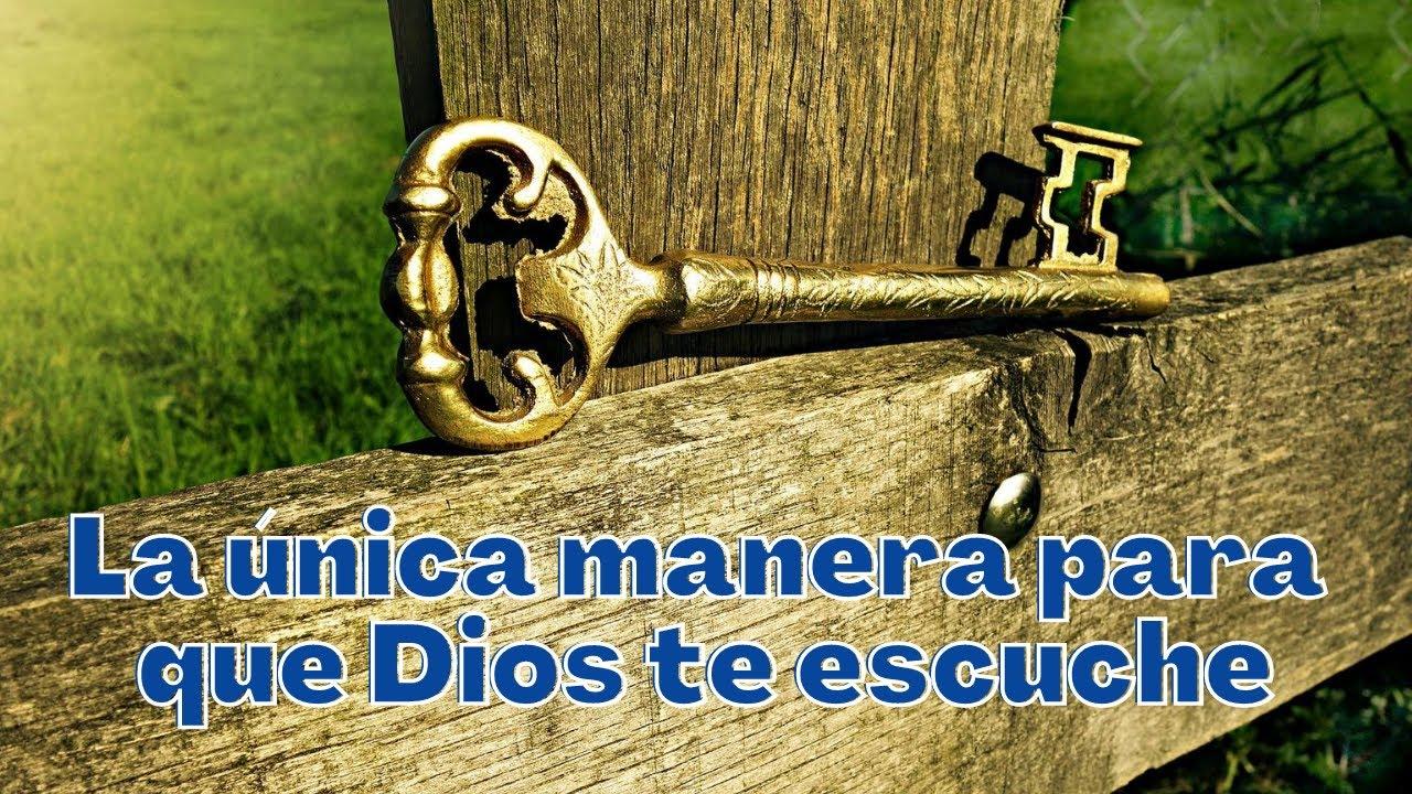 ¿EN QUÉ NOMBRE ES MEJOR ORAR?  Pastor Eliseo Rodríguez