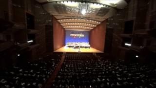 高松第一高校合唱部 第40回定期演奏会 合唱組曲「銀河鉄道999」 原...