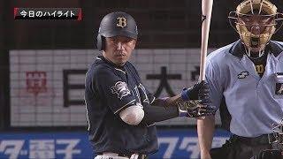 2019年8月30日 千葉ロッテ対オリックス 試合ダイジェスト