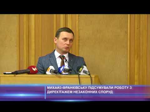 В Івано-Франківську підсумували роботу із демонтажем незаконних споруд